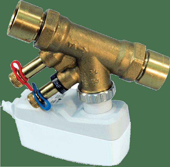 Victaulic(唯特利)液体循环平衡阀与解决方案