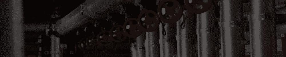 Imagen de control de flujo de válvula en encabezado de página Victaulic