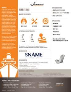 Maritime Fact Sheet