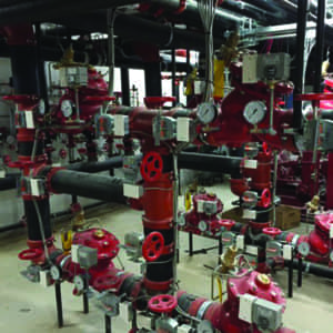 Hydraulic Control Valves for Fire Protection