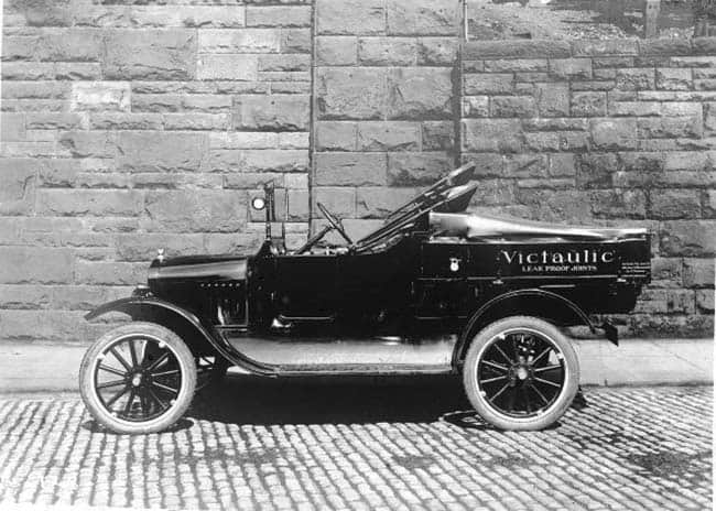 Victaulic Company's Demonstration Car